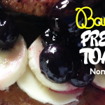 Banana Coated French Toast – Non Dairy!