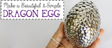 How To Make a Large Dragon Egg