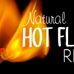 Natural Hot Flash Relief!