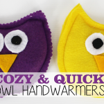 Quick Owl Hand Warmers!