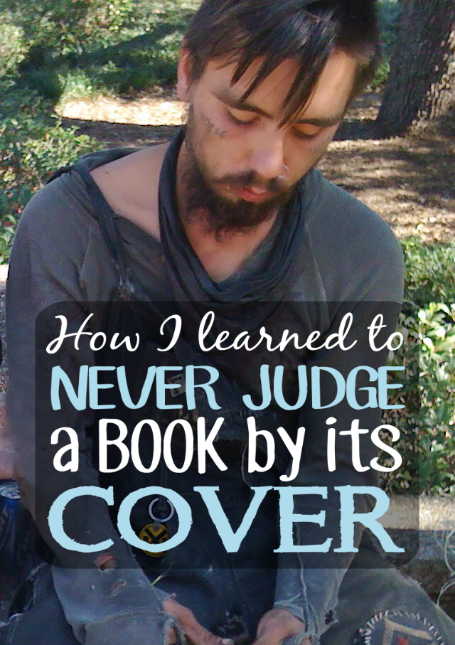 A wonderful short but true story about how one man learned a powerful lesson about judging others. This is a message that everyone could benefit from!