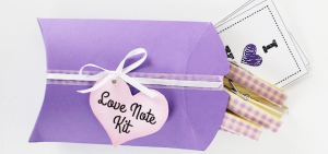DIY Love Note Kit FEATURED