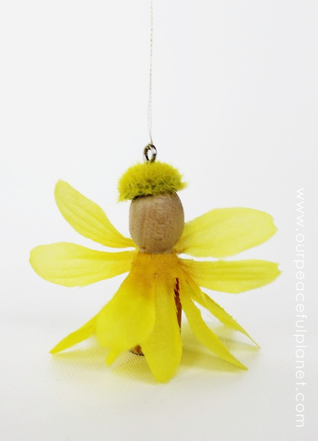 Bring Good Luck Into Your Life With These Cute Little Fairies Made From Regular