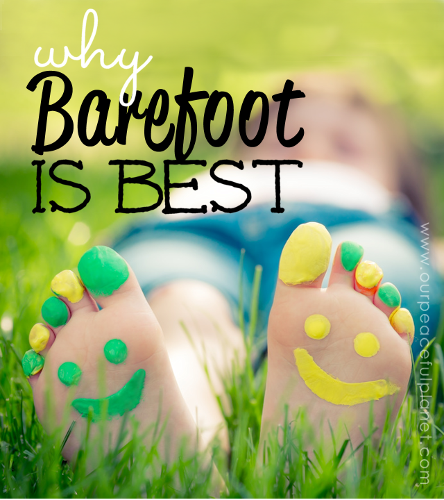 "You just might be amazed to learn what many foot doctors are saying about shoes. Ends up, going barefoot is a multitude of benefits and most of the fears about doing so are unfounded. Read this fascination article on why ""Barefoot Is Best"" and get ready to kick off your shoes!"