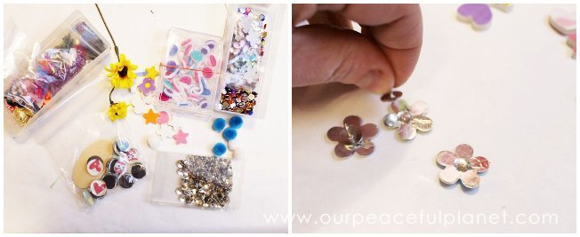 DIY Custom Thumbtacks