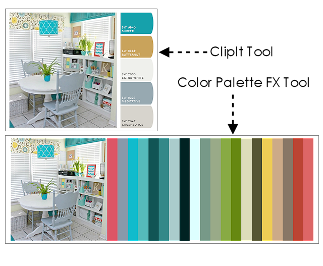 What happens when you use our FREE ROOM MAKEOVER KIT? Awesome! By using the free tools shown and downloading our printable kit you'll be organized and on your way to making your home beautiful in no time!