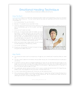 emotional.healing.in.60.seconds DOWNLOAD