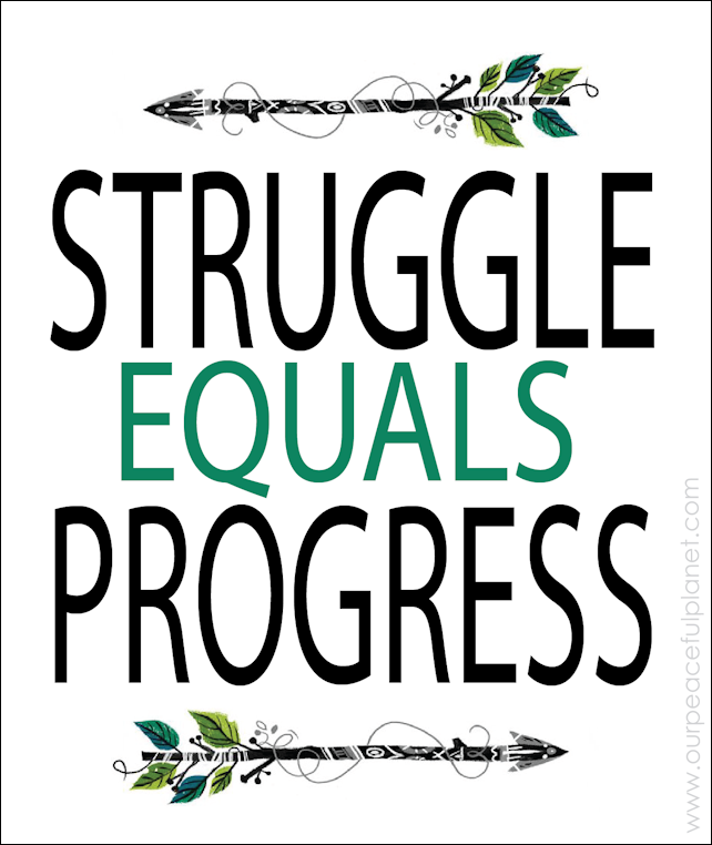 struggle.equals.progress