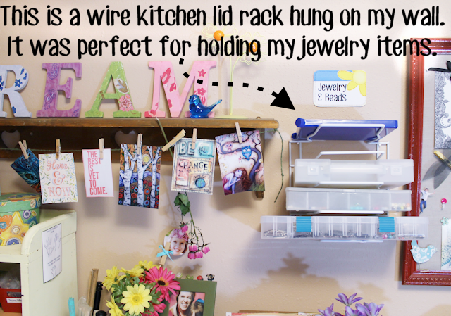 Most Creative Craft Room Organization Ideas 11