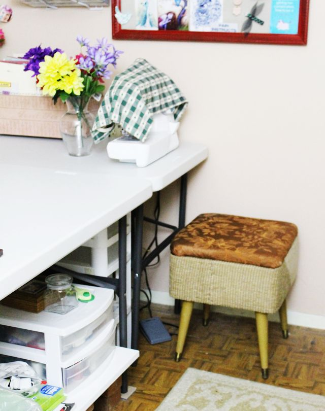 Most Creative Craft Room Organization Ideas 18