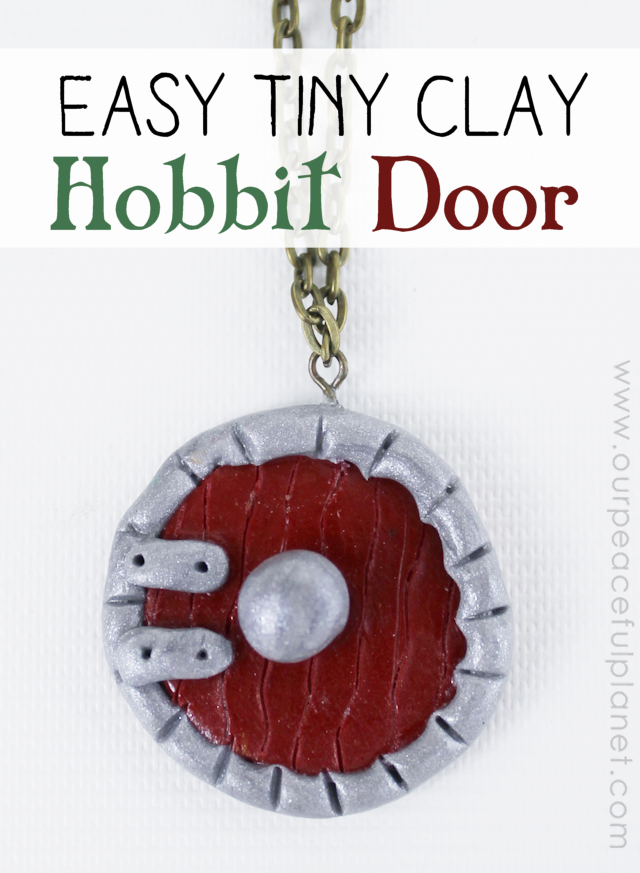 how to build a hobbit door