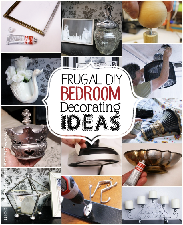 Looking for frugal DIY bedroom decorating ideas? We39;ve got a lot of