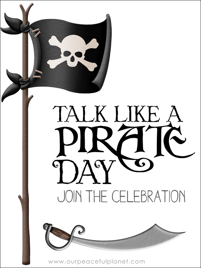 talk like a pirate day - photo #14
