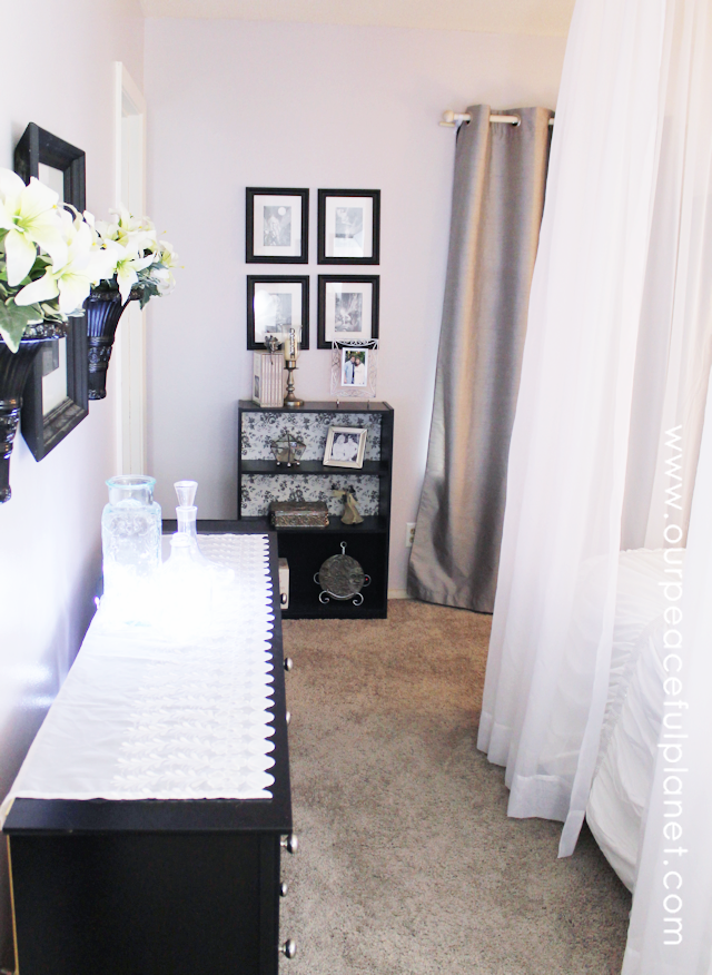 Budget Bedroom Makeover Reveal & Cost ·