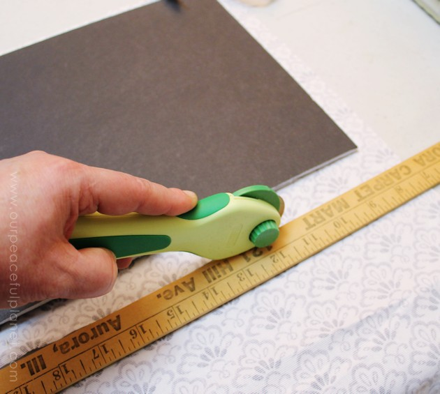 Make any size and color of mouse pad with three things! Foam board, material and spray adhesive. It's inexpensive and easy to do following our instructions.