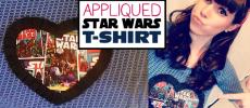 Star Wars T-Shirt Appliques