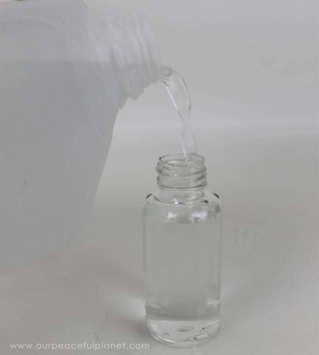 Natural Diy Hand Sanitizer 3 Ingredients No Alcohol