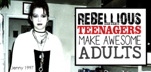 We've deal with our share of troubled teens. Runaways, drugs, police, court dates and more. But there is an end and the adult that emerges can be amazing!