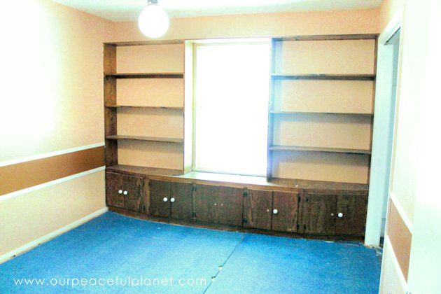 build a large surface home office desk from inexpensive 34 mdf wood blank630x20 - Simple Home Office Desk