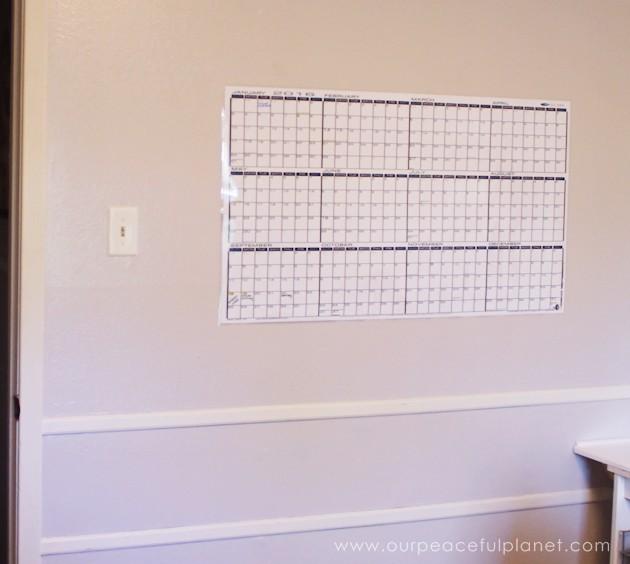 Time Zones Whiteboard Calendar Amp Free Printable