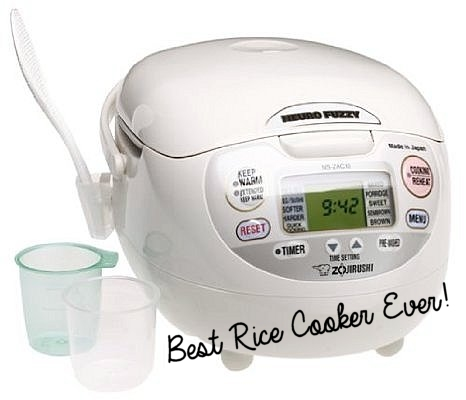 Zojirushi Rice Cooker a