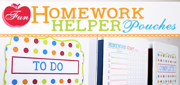 Make super cheap & creative wall mounted file holders using 3 ring binders! We've got free printables so you can turn yours into a homework helper set!