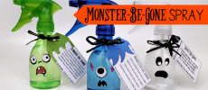 Learn How to Make Ghost, Monster & Zombie Survival Sprays!