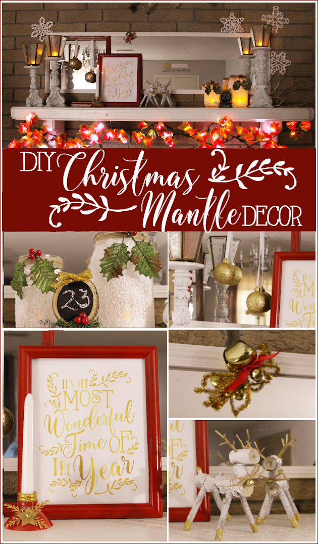 Inexpensive Homemade Christmas Decorations For A Gorgeous