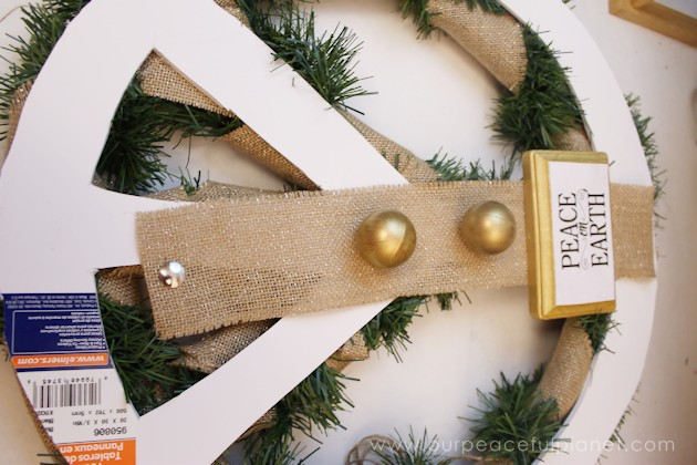 We'll show you how to hang any wreath with a piece of ribbon and a thumbtack leaving no mark on your door! Toss in a small cork and it stores wonderfully!