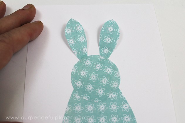 This year add a cute little floppy eared bunny to your Easter decorations. He takes 5 minutes to make with our free pattern and is also a wonderful gift.