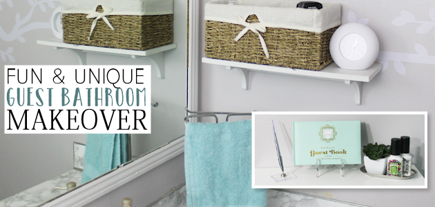 Fun Guest Bathroom Ideas : Fun unique guest bathroom ideas makeover