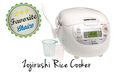 favorite choice-ricecooker