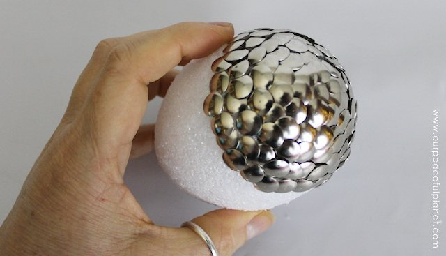 How To Make A Dragon Egg 1 Our Peaceful Planet