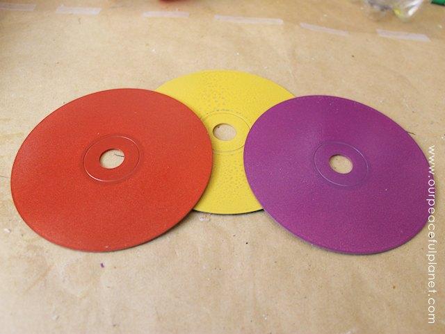 CD Treat Holder DIY