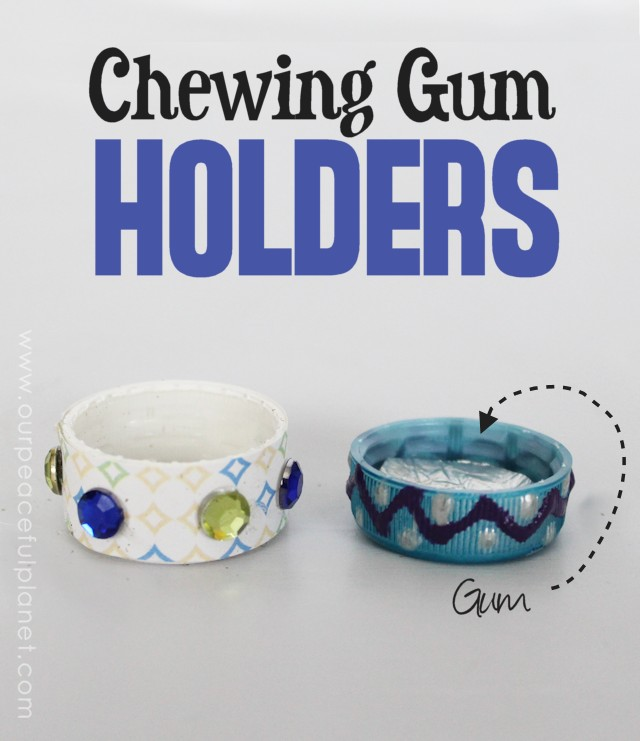 Chewing Gum Holders