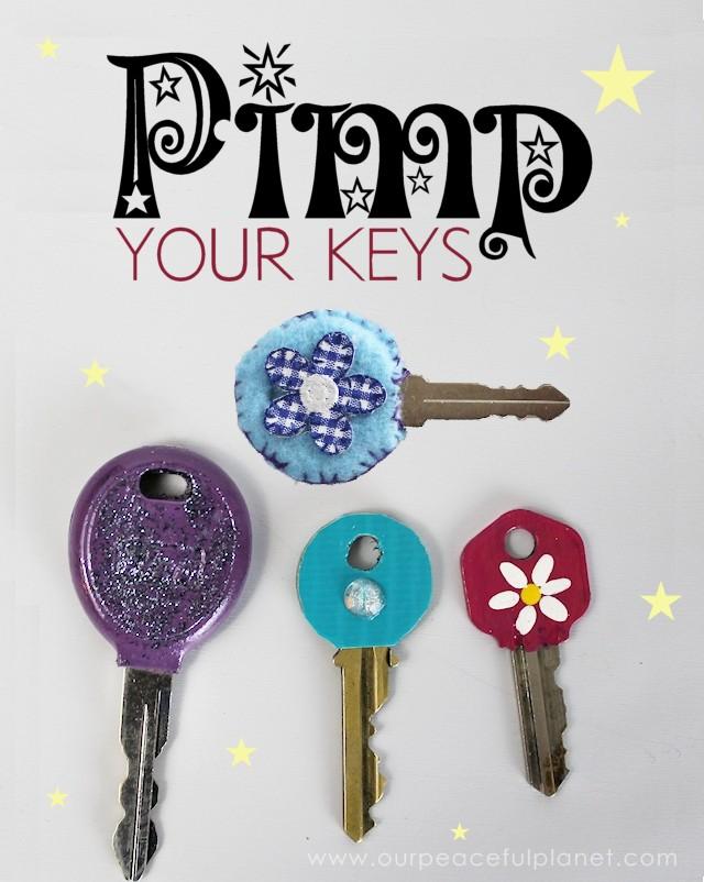 Pimp Your Keys
