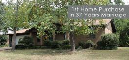 Roy & Nancy Buy 1st Home!  (In 37 Years)