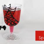 Spider Goblet DIY
