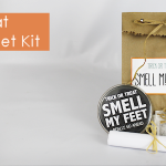 Trick Or Treat Smell My Feet Kit  (For Grownups!)