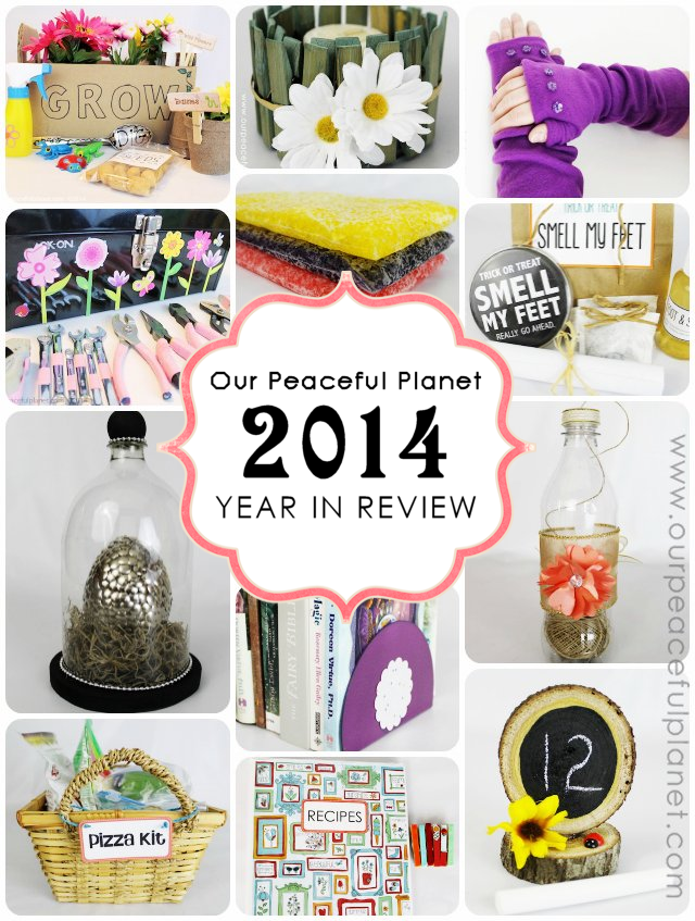 Our Peaceful Planet 2014 Year In Review