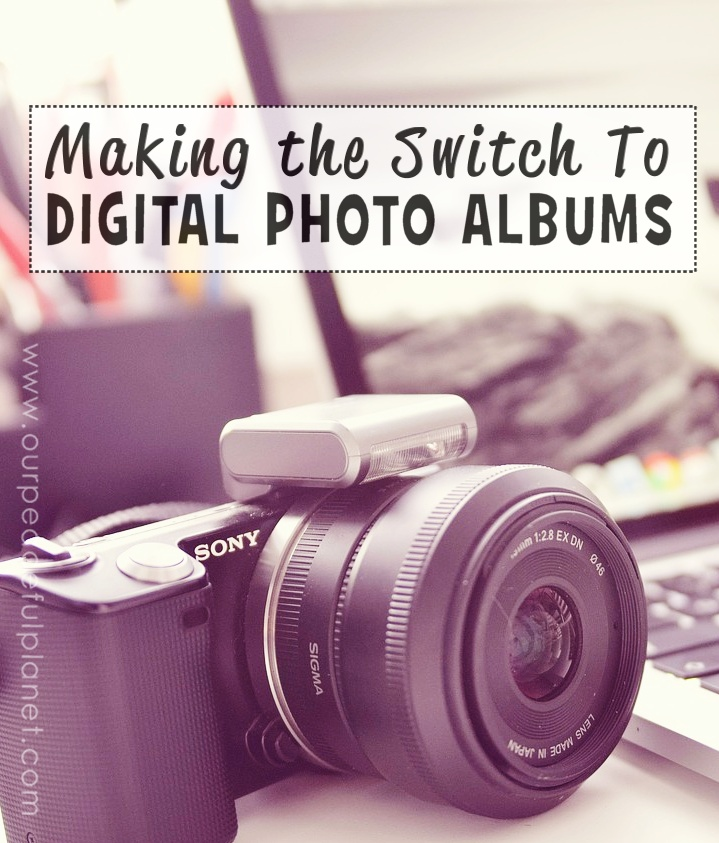 Making the Switch to Digital Photo Albums abc