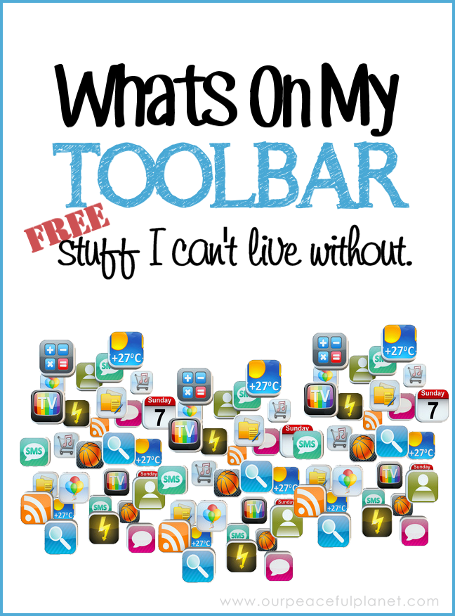Whats On My Toolbar Awesome - Free Sites and Software