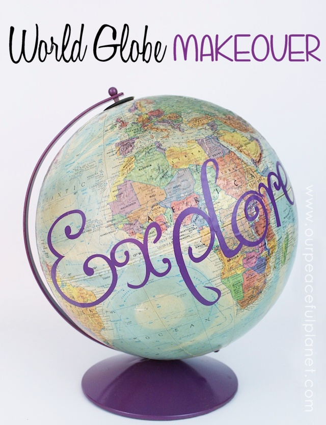 World Globe Makeover.8