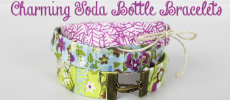 Charming Soda Bottle Bracelet DIY