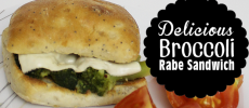 Delicious Broccoli Rabes (Dairy Free!)
