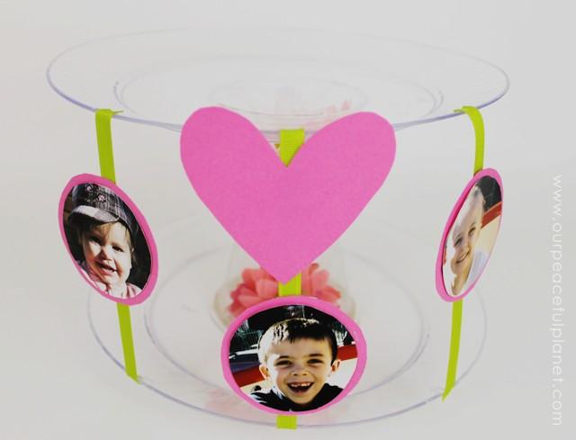 Inexpensive Lovely DIY Platter From Dollar Store Items 5