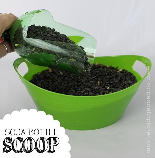 Soda Bottle Scoup 2