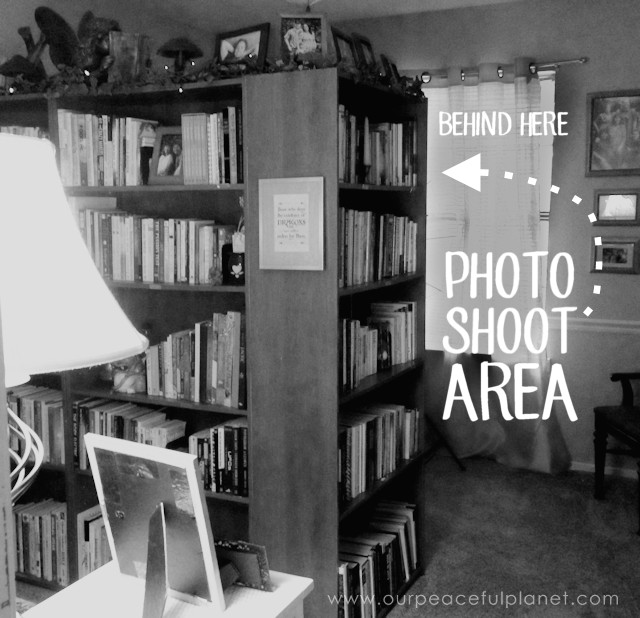 Home Photo Shoot Area For Bloggers 1