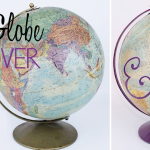 World Globe Makeover