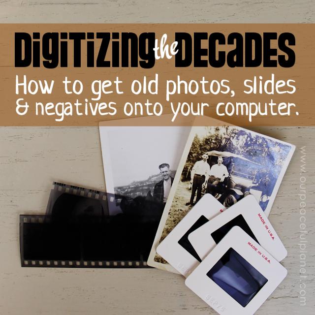 Digitizing the DecadesSQ